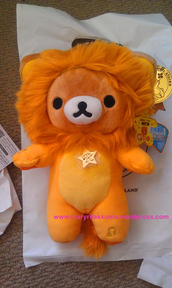 Leo - my husband's star sign :)