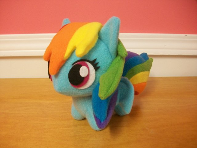 Chibi Rainbow Dash!