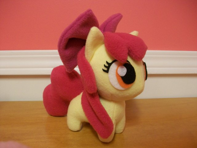 Chibi Apple Bloom!