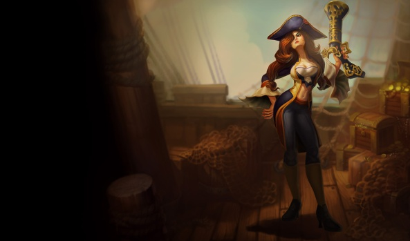 Miss Fortune Waterloo