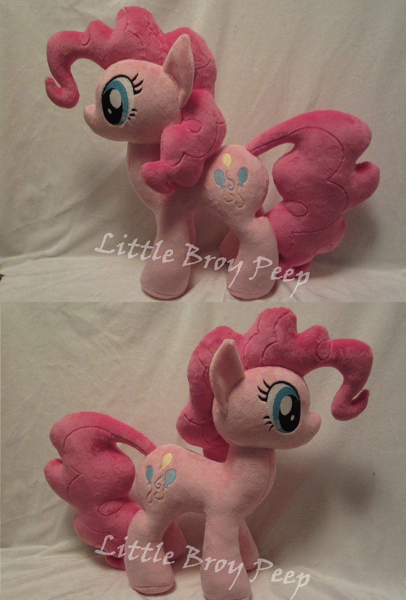 Pinkie Pie by Little Broy Peep