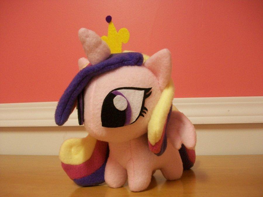 Chibi Princess Cadence!