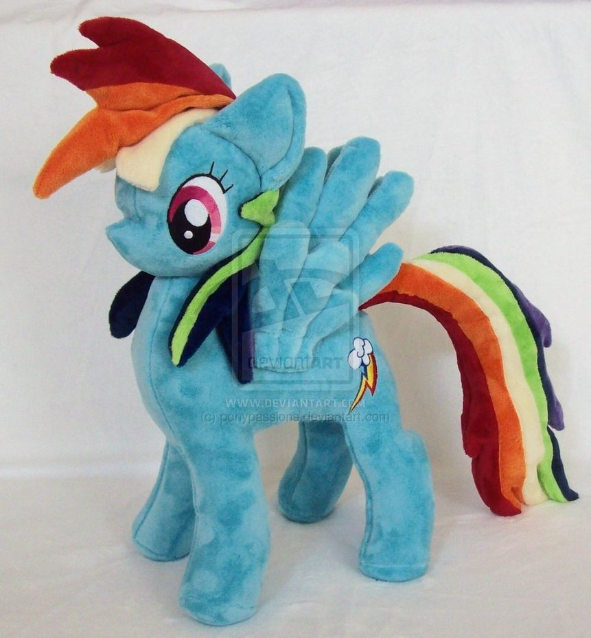 Rainbow Dash by Ponypassions