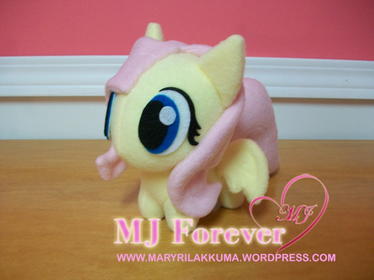 Flutter Shy - my favourite pony out of the mane 6 :D