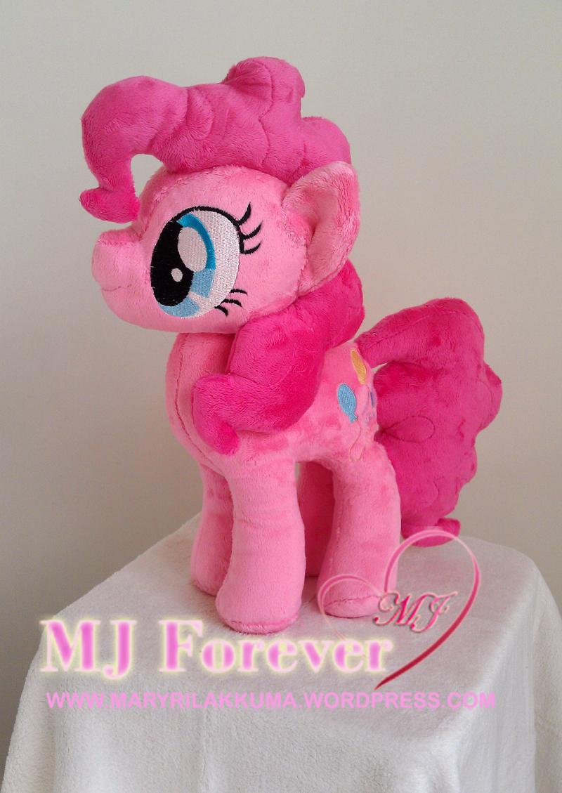 Pinkie Pie #1 by PulsefireKitten