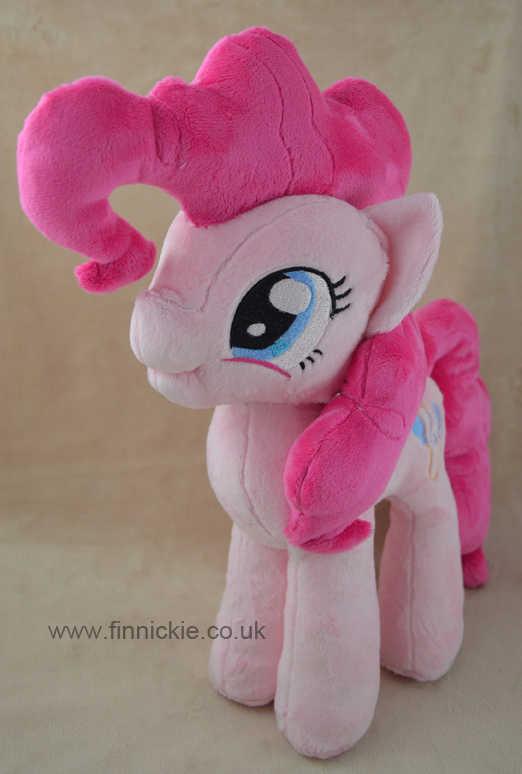 Pinkie Pie by the talented Finnickie - she digitised those adorable eyes herself!!!