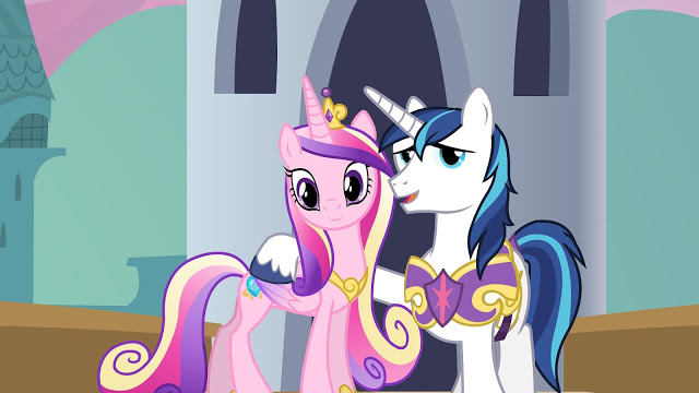 165547 - Cadence princess_cadence royal_wedding screencap screenshot shining_armor spoiler spoilers spoiler_alert