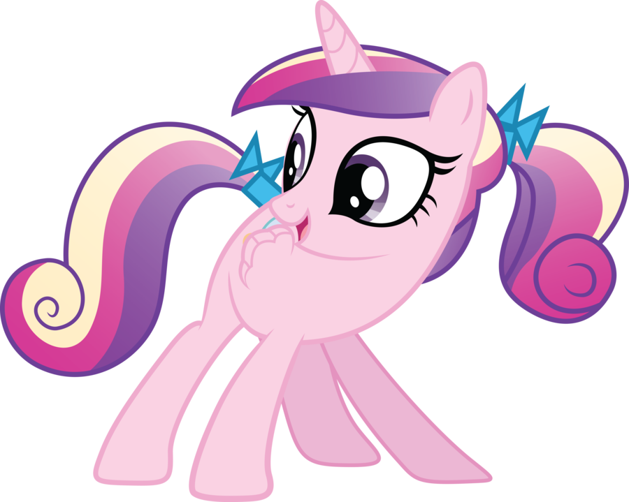My little pony princess cadance the best foalsitter - My little pony cadence ...