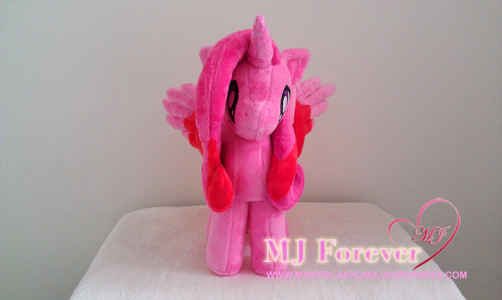 Fail - MJ OC Pony by Masha05