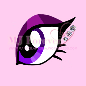 Mardelia's eye - drawn by me! :D