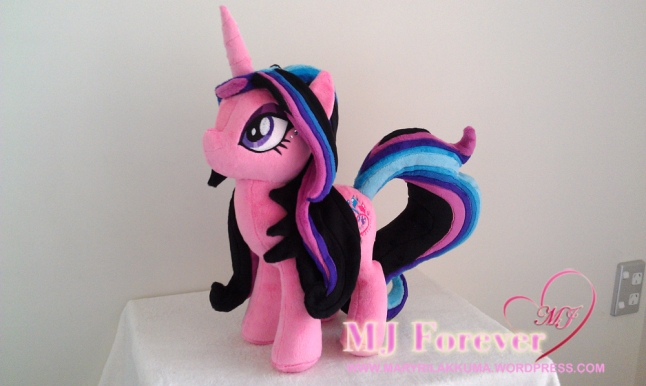 My OC - Mardelia plushie by Little-Broy-Peep-Inc