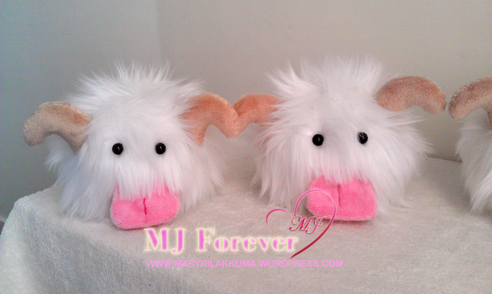 Poro plushies by WhimzicalWhizkerz