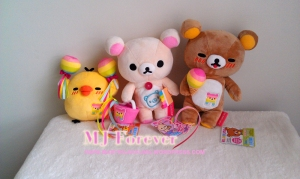 Rainbow Ribbons Series (2010, 7th Anniversary)