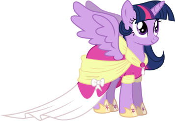 twilight_sparkle_s_coronation_dress_by_90sigma-d5vczac