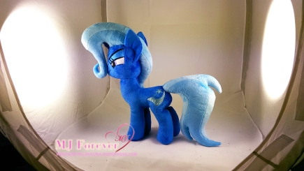 Trixie plushie by meeee!!!!!!
