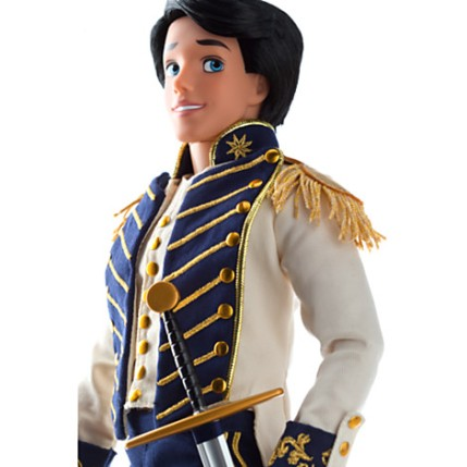 "Limited 17"" Prince Eric Doll"