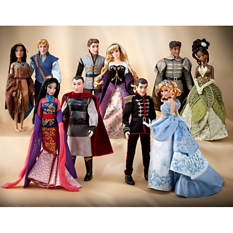 Disney Fairytale Designer Collection Set 2