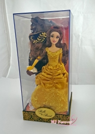 Limited Belle and Beast DFDC dolls