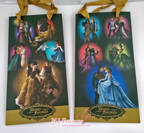 Limited Designer Fairytale Disney Collection (DFDC) bags