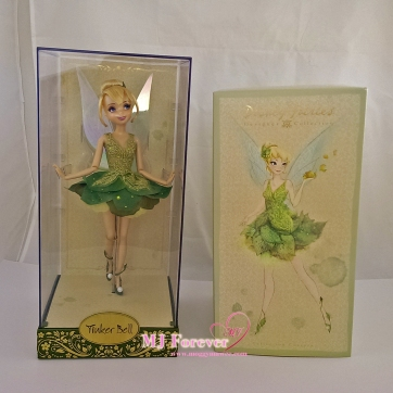 Limited Edition Tinker Bell Doll