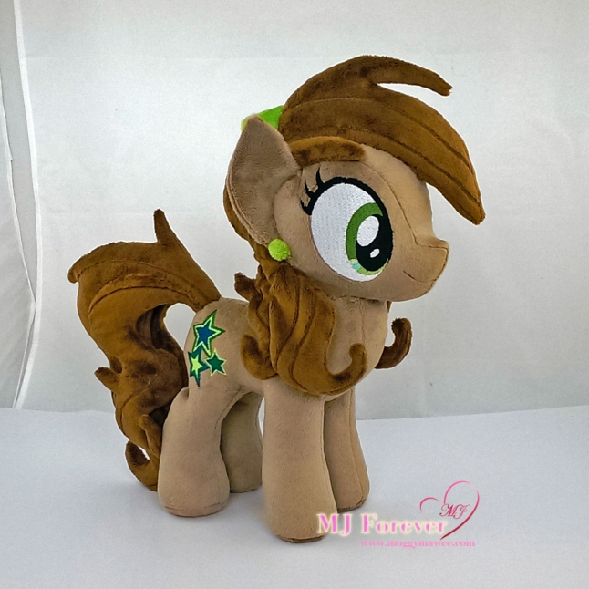 Jade OC plushie (commission) sewn by meee!!!!!