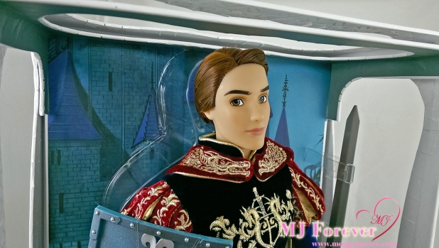 "18"" Limited Edition Prince Phillip doll"