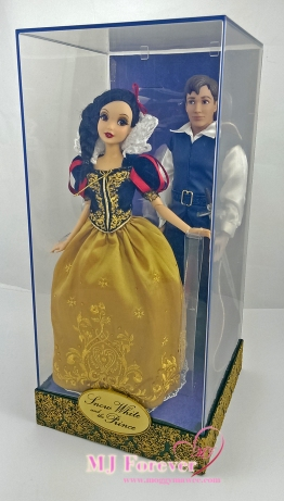 Limited Snow White & Prince DFDC dolls
