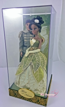 Disney Fairytale Designer Collection - Tiana & Prince Naveen dolls