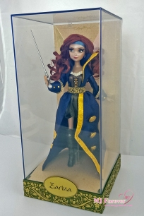 Limited Edition Zarina Doll