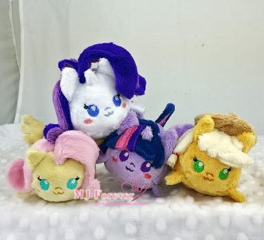 Tsum ponies sewn by meee!!!!!