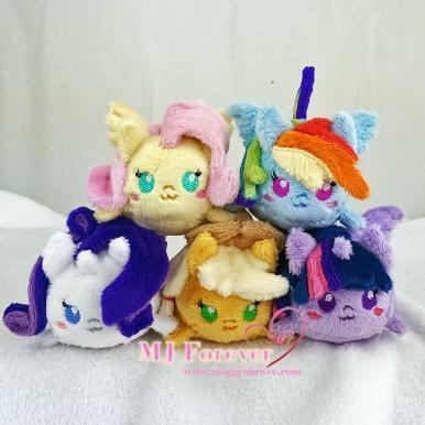 Tsum Rainbow Dash sewn by mee!!!!!