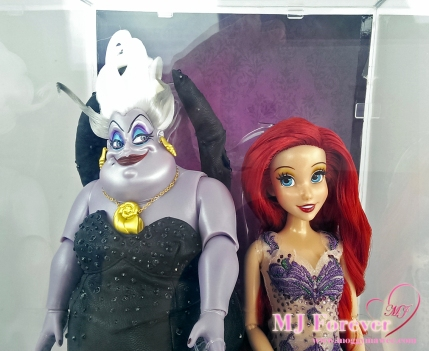 Disney Fairytale Designer Collection Ariel and Ursula. LE 6000