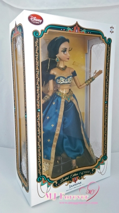 "Princess Jasmine 17"" Disney Limited Edition doll (1/5000)"