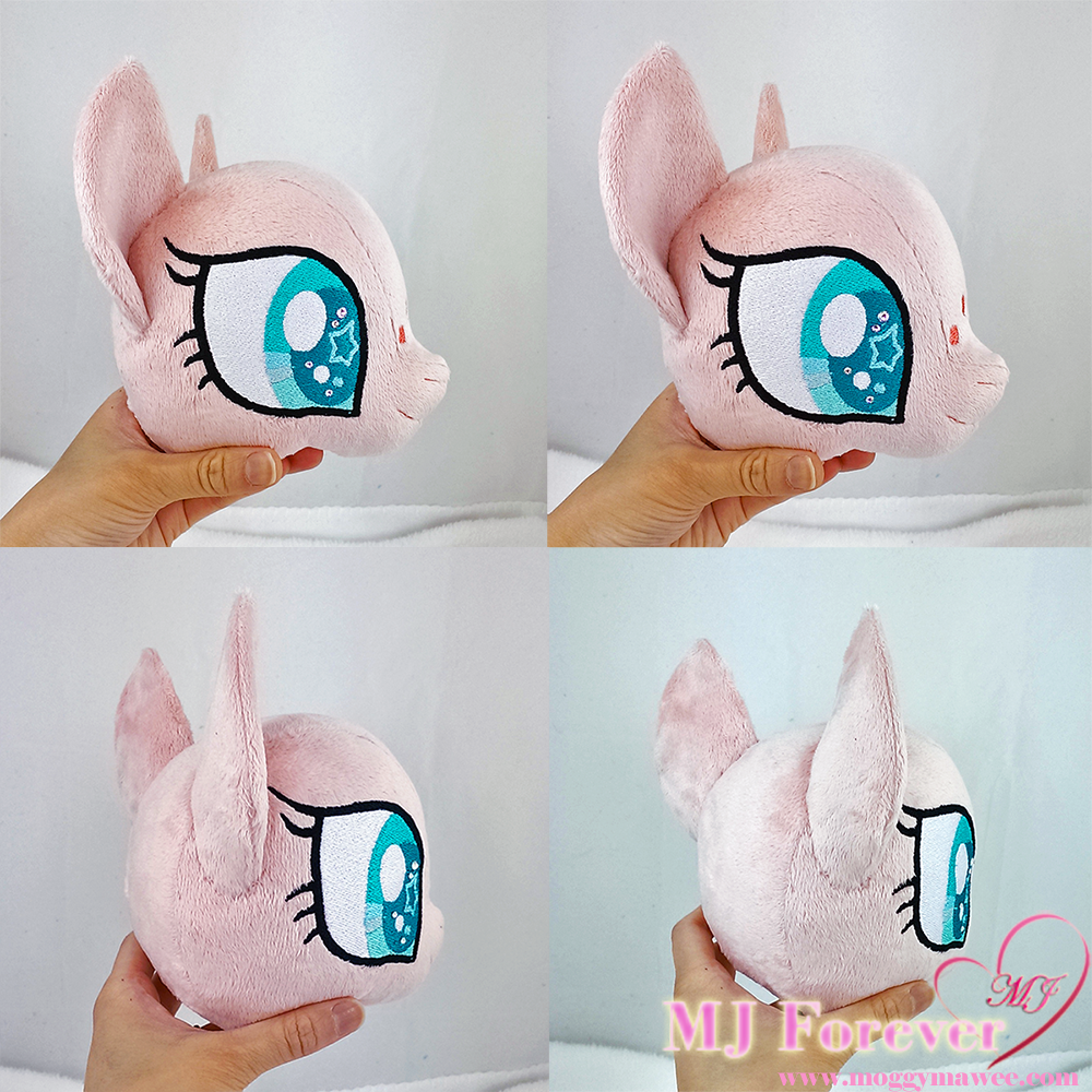 """Mystery"" OC pony that I'm plushing at the moment :P"