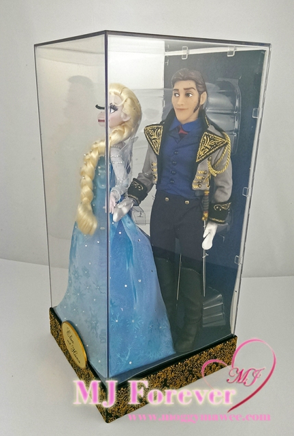 Disney Fairytale Designer Collection Elsa and HansLE 6000