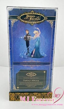 Disney Fairytale Designer Collection Elsa and HansLE 6000