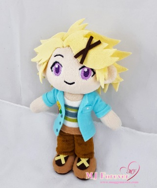 Yoosung plush sewn by meee!!!