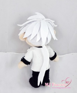 Zen plush sewn by meee!!!