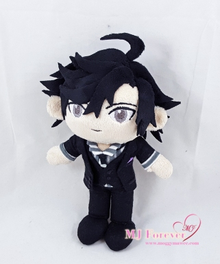 Jumin Han Plush Commission sewn by meee!!!!