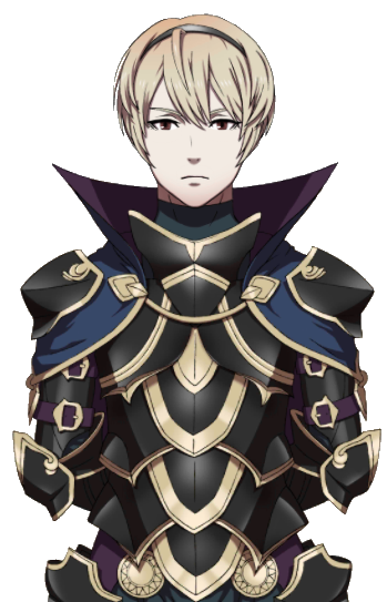 Leo from Fire Emblem Fates