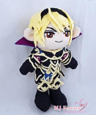 Leo plush sewn by meeee!!!!