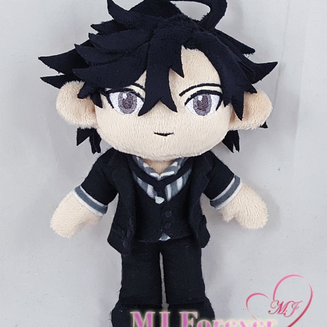 Jumin Han Plush sewn by meee!!!!