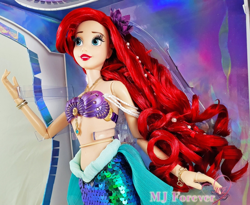 "30th Anniversary Limited Edition 17"" Ariel Doll"