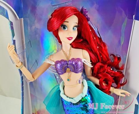 "30th Anniversary Limited Edition 17"" Ariel Doll"